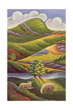 In the Highlands, 1987-93 Giclee Print by Jerzy Marek
