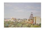 Lady Gwen Cornish Tin Mine, 1934 Giclee Print by Harold Harvey