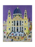 St. Paul's Giclee Print by William Cooper