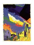 Oradour-sur-Glane, 1985 Giclee Print by Derek Crow