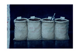 Coffee Sacks, 1990 Giclee Print by Lincoln Seligman