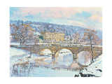 Chatsworth - Solitude, 1995 Giclee Print by Martin Decent