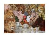 The Ark Spread, 1995 Impression giclée par  Ditz