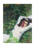 The Bride, 1995 Giclee Print by Julie Held
