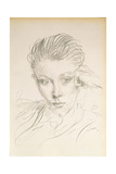 Portrait of Reresby Sitwell Giclee Print by Augustus Edwin John
