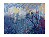 Ladbroke Grove, My Corner, 1996 Giclee Print by Charlotte Johnson Wahl