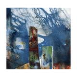 Standing Stones II Giclee Print by Gloria Wallington