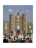 St. James's Palace Giclee Print by William Cooper