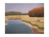 New England Autumn, 1990 Giclee Print by Lillian Delevoryas