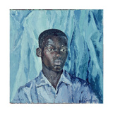 Etienne, Haiti, 1962 Giclee Print by Izabella Godlewska de Aranda