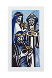 Three Kings, 1998 Giclee Print by Karen Cater