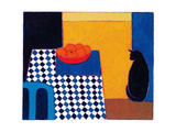 Still Life with Boris, 2002 Giclee Print by Eithne Donne
