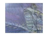 The Ark, Novotel Hotel, Hammersmith Flyover, 1999 Giclee Print by Sophia Elliot