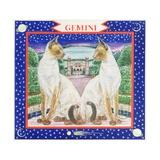 Gemini Giclee Print by Catherine Bradbury