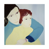 Radmila and Claude Sutton, 1989 Giclee Print by Jacob Sutton