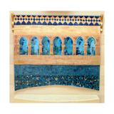 Morocco, 2001 Giclee Print by Firyal Al-Adhamy