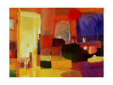 The Changing Room, 2000 Giclee Print by Martin Decent