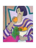 Forbidden Fruit, 2003-04 Giclee Print by Jeanette Lassen
