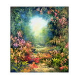 Rococo Delight, 1995 Giclee Print by Hannibal Mane
