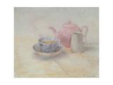 A Nice Cup of Tea Giclee Print by Joyce Haddon