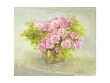 Alchemilla and Roses, 1999 Giclee Print by Timothy Easton