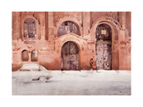 Michelet, Institut of Art and Archaeologia, Paris Giclee Print by Daniel Cacouault