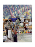 Artist's Studio Giclee Print by Charlotte Johnson Wahl