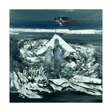Camp, (Captain Scott's 1912 South Pole Expedition), 1964 Giclee Print by Sir Sidney Nolan