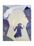 The Skipping Rope, 1983 Giclee Print by Celia Washington