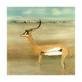 Gazelle, 1963 Giclee Print by Sir Sidney Nolan