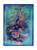 Dream, 1998 Giclee Print by Nissan Engel