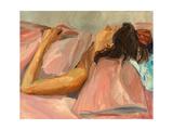 Pink Margaret, 2002 Giclee Print by Daniel Clarke
