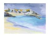Sophia Elliot - St. Ives, Cornwall, 2005 Digitálně vytištěná reprodukce