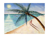 Rustling Palm, 2004 Giclee Print by Tilly Willis