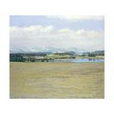 Landscape: Loch Lomond, 2002 Giclee Print by Ben Henriques