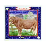Taurus Giclee Print by Catherine Bradbury