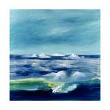 Icebergs, (McMurdo Sound, Antarctica), 1964 Giclee Print by Sir Sidney Nolan