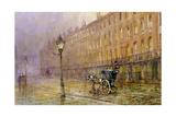 Baker Street Impression giclée par John Sutton