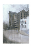 Mortlake Brewery (SW14, the Old Ship) 2005 Giclee Print by Sophia Elliot