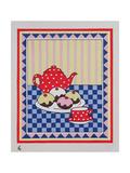 Teatime Giclee Print by Lavinia Hamer