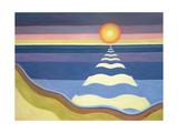 Evening Sun, 2003 Giclee Print by Tilly Willis