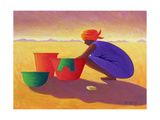Washer Woman, 1999 Giclee Print by Tilly Willis