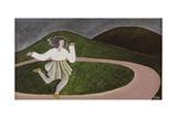 Round and Round, 1988 Giclee Print by Celia Washington