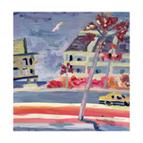 Winter in Florida, 1998 Giclee Print by Robert Hobhouse