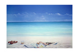 Beach Broker Giclee Print by Lincoln Seligman
