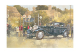 Continental Phantom 2, 1994 Giclee Print by Peter Miller