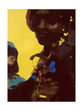 Portrait of an African Female Giclee Print by Daniel Cacouault