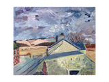 Doves at High Barns, 1998 Giclee Print by Robert Hobhouse