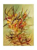 Desert Thorn, 1953 Giclee Print by Sir Sidney Nolan