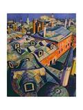 Islamic Roofs Giclee Print by Robert Tyndall